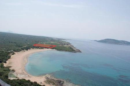 Coastal development land for sale in Peloponnese. Messinia Beach Property For Sale in Messinia, Greece, just a few kilometers away from the new Costa Navarino Resort