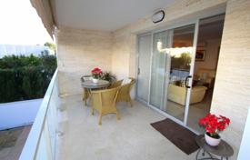 3 bedroom apartments for sale in Majorca (Mallorca). Apartment with a terrace and a patio in a residential complex with gardens, swimming pools, tennis courts and a parking, Palmanova, Spain