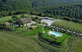 Luxury property for sale in Umbria. Villa – Perugia, Umbria, Italy