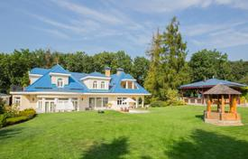 Luxury 4 bedroom houses for sale in Central Europe. Mansion – Central Bohemia, Czech Republic