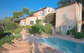 Houses for sale in La Colle-sur-Loup. Close to Saint-Paul de Vence — Magnificent idyle