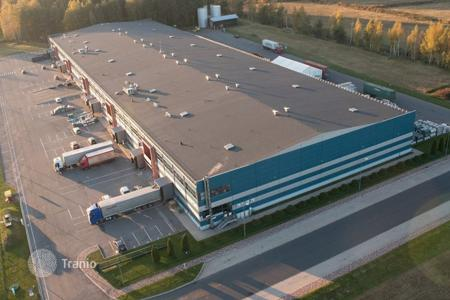 Warehouses for rent in Europe. Warehouse – Mārupe, Marupe municipality, Latvia