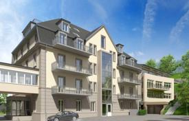 2 bedroom apartments for sale in Baden-Wurttemberg. Spacious loft with 2 bedrooms in a new building in the famous resort of Baden-Baden