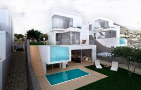 Houses for sale in Costa Blanca. Luxury villa with sea views in Finestrat, Benidorm
