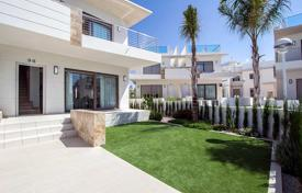 Townhouses for sale in Valencia. 4 bedroom townhouse with garden in Ciudad Quesada