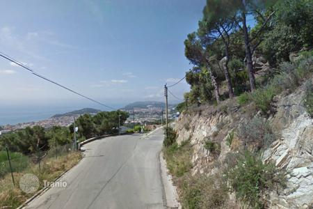 Coastal development land for sale in Lloret de Mar. Development land – Lloret de Mar, Catalonia, Spain