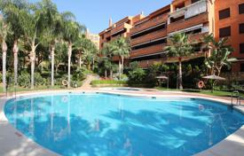 1 bedroom apartments by the sea for sale in Andalusia. Nice apartment located in a gated and guarded complex