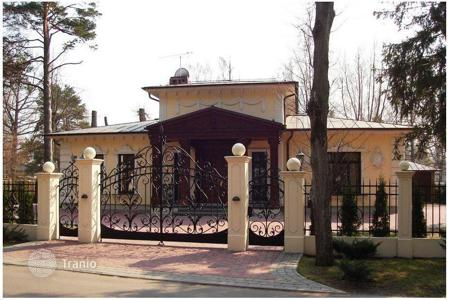 Property for sale in Jurmalas pilseta. Exclusive house in Jurmala