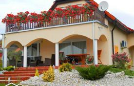 Houses for sale in Balatonlelle. Beautiful house with magnificent views of Lake Balaton