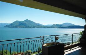 Penthouses for sale in Italy. Spacious penthouse in Stresa with sunbathing terrace and Maggiore lake view is for sale