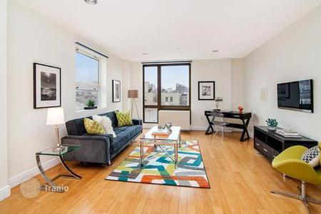 Cheap 1 bedroom apartments for sale in North America. Apartment – Manhattan, New York City, State of New York,  USA