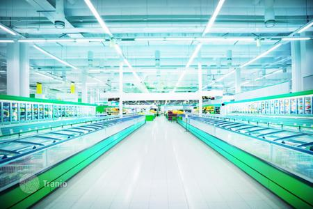 Off-plan supermarkets for sale in Germany. Supermarket with yield of 7.2% in the suburb of Berlin, Germany