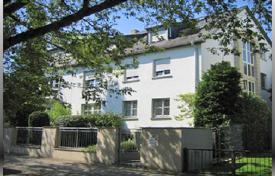 Luxury residential for sale in Central Europe. Large furnished house with a garden and a parking in Frankfurt, Germany