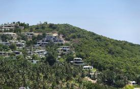 Off-plan property for sale in Thailand. Villa overlooking the bay in the region Choeng Mon