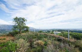 Development land for sale in Costa del Sol. LARGE PLOT WITH PANORAMIC VIEWS