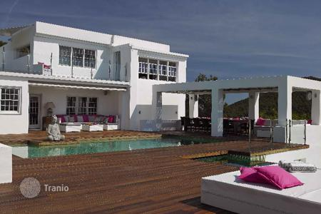 Houses with pools for sale in Ibiza. Villa – Cala Llonga, Ibiza, Balearic Islands, Spain