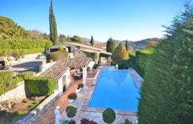 Cheap 4 bedroom houses for sale in Western Europe. Villa – Grasse, Côte d'Azur (French Riviera), France