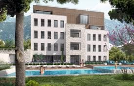 Apartments with pools for sale in Montenegro. New home – Tivat (city), Tivat, Montenegro