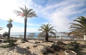 Off-plan residential for sale overseas. Large beachfront plot, Torrevieja, Spain