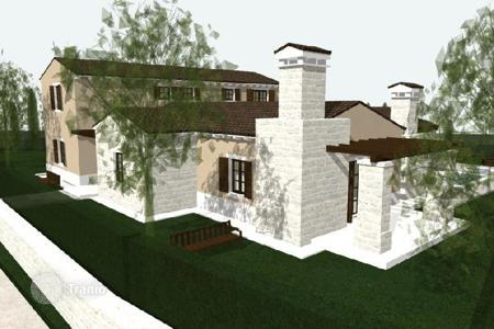 Residential for sale in Vižinada. House We sell urbanized plot with project!