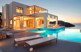 Ultramodern villa with stunning views of the sea in Corinthia, Peloponnese, Greece for 1,600,000 €