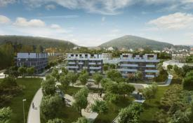 Apartments for sale in Central Bohemia. Three-room apartment in a residential complex under construction, Beroun, Central Bohemian region, Czech Republic