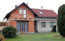 Two-storey house with a fireplace, on a spacious plot, near Prague, Chernoshitsa, Central Bohemian Region, Czech Republic for 313,000 €