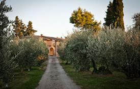 Villas and houses to rent in Florence. Villa la Cappellina