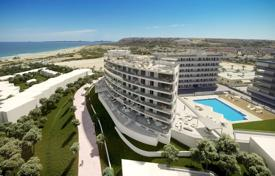 Foreclosed 2 bedroom apartments for sale in Southern Europe. Comfortable apartment with a sea view, Arenales del sol, Spain