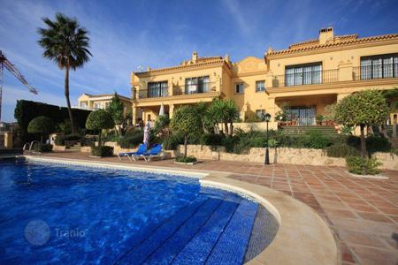 Townhouses for sale in Mijas. Terraced house - Mijas, Andalusia, Spain