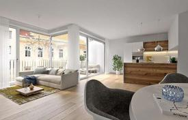 Apartments for sale in Mariahilf. New apartment with a loggia and a parking space, 6th district, Vienna, Austria