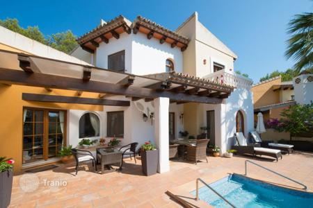 Residential for sale in Calvia. Luxury villa with private swimming pool in Santa Ponsa, Majorca, Balearic Islands, Spain
