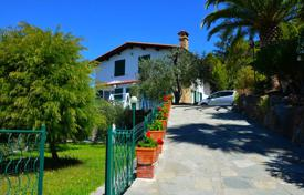 Property for sale in Seborga. Three-storey villa in Seborga, Italy. Private park 5000 m², gym, barbecue area, swimming pool
