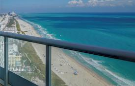 Furnished apartment in a skyscraper by the ocean in Miami Beach, Florida, USA for $6,119,000