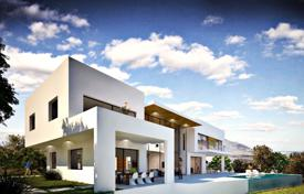 New modern villa or plot with a project in La Mairena, Marbella East, Spain for 1,480,000 €