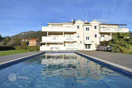 Apartments with pools by the sea for sale in Budva. Apartment – Budva, Montenegro