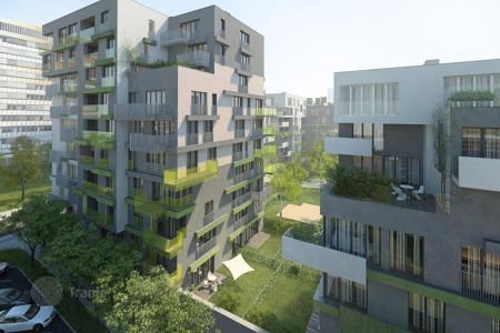 New homes for sale in Praha 10. One-bedroom apartment in popular Vršovice district (Prague 10)