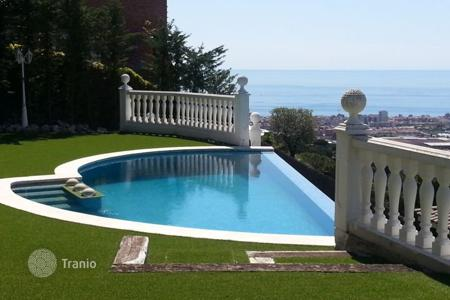 4 bedroom houses by the sea for sale in Costa del Maresme. Villa – Cabrils, Catalonia, Spain