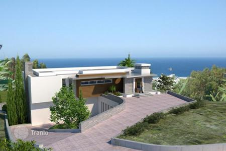 Luxury 5 bedroom houses for sale in Protaras. Five Bedroom Detached Villa with Sea Views