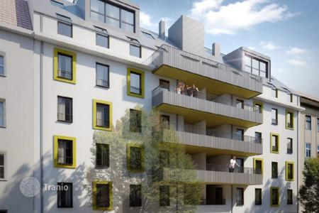 Apartments for sale in Margareten. The new one-bedroom apartment with a balcony, Vienna, Austria