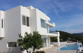 Modern villa with two terraces, a pool and sea views, near the beach, Budva, Montenegro for 1,200,000 €