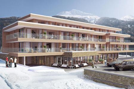 Apartments for sale in Tyrol. New home - Sankt Anton am Arlberg, Tyrol, Austria