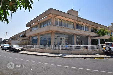 Supermarkets for sale in Cyprus. Building/Showroom For Sale