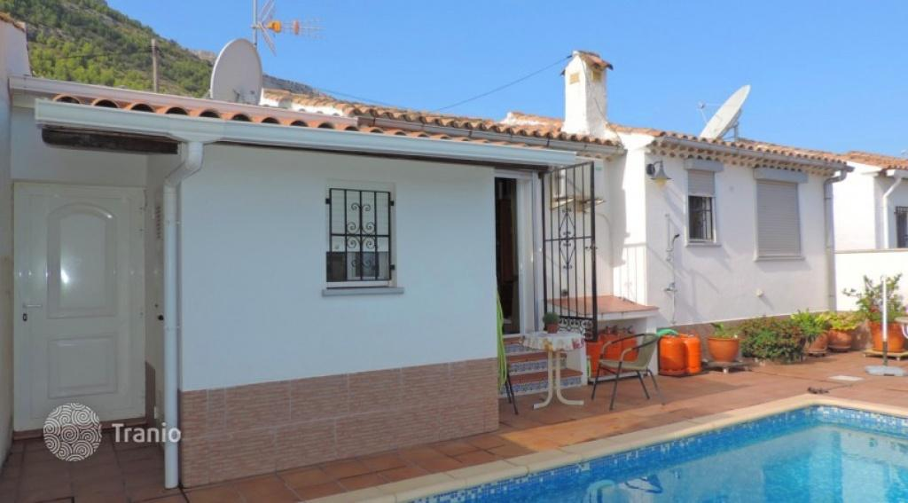 Недвижимость недорогая в испании
