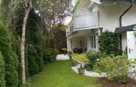 3 bedroom houses for sale in Bavaria. Cozy villa with a private garden, a sauna and a garage, Starnberg, Germany