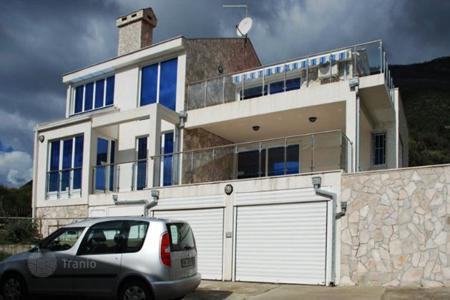 Coastal houses for sale in Herceg Novi (city). Beautiful 2-storey house in the village Djenovici, 200 meters from the sea