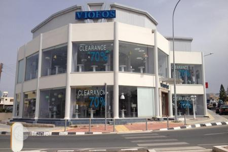 Supermarkets for sale in Cyprus. Commercial Building for sale in Mesogis Ave