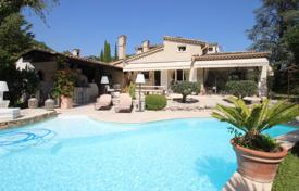 Cheap 4 bedroom houses for sale in Western Europe. Vence — Charming Provencal villa
