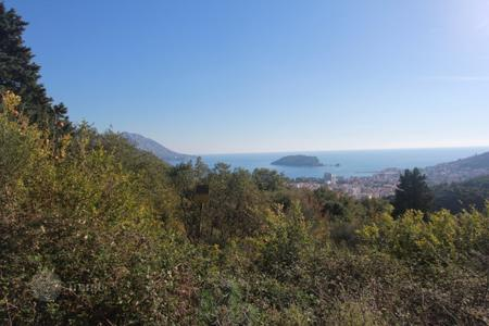 Development land for sale in Budva. Development land – Budva, Montenegro