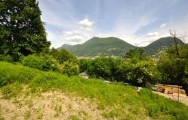 Development land for sale in Central Europe. Development land – Lugano, Ticino, Switzerland